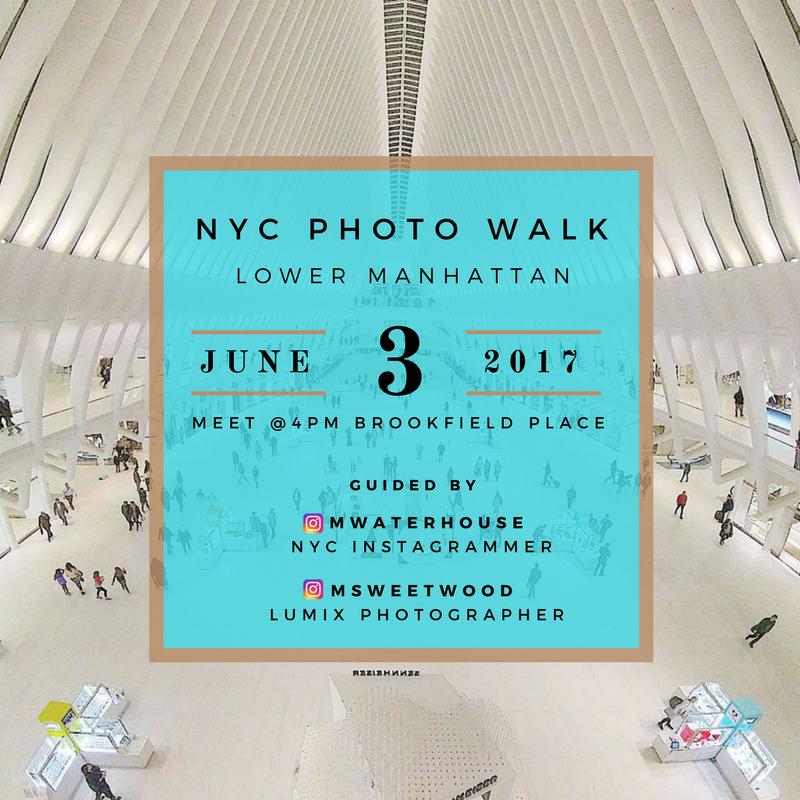 PHOTO WALK • LOWER MANHATTAN